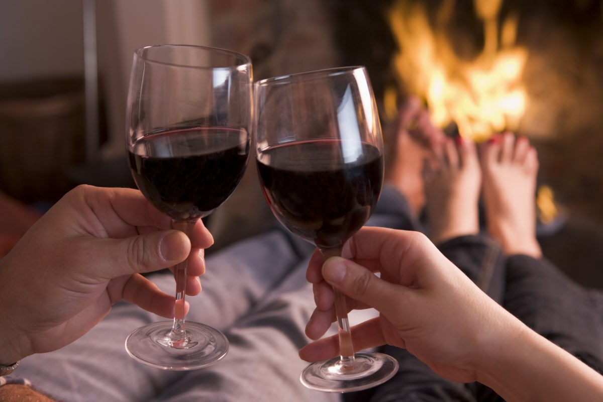 La deliciosa relación entre el vino y el sexo
